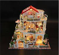 """3D Румбокс """"Небесный сад"""" - Кукольный Дом Конструктор / DIY Doll House от CuteBee"""