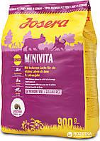 Josera MiniVita Беззерновой корм для пожилых собак мелких пород, 900 гр, фото 1