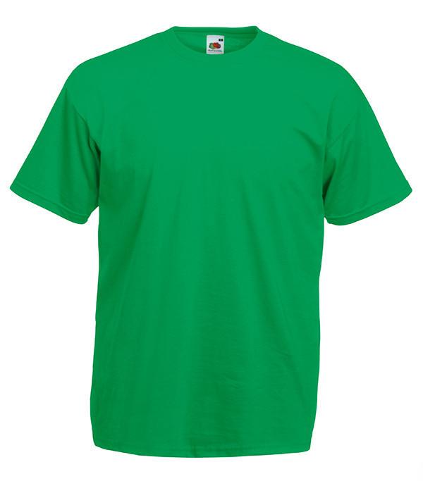 Чоловіча футболка ValueWeight M, 47 Яскраво-Зелений