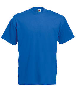 Мужская футболка ValueWeight M, 51 Ярко-Синий