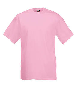 Мужская футболка ValueWeight M, 52 Светло-Розовый