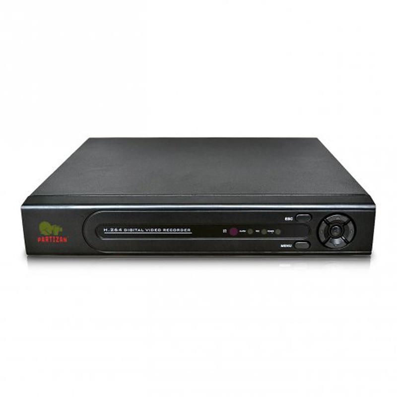 Видеорегистратор 8-канальный Partizan ADM-88V FullHD v4.2