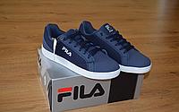 Кроссовки Fila Original синие 40-41 р 26,5 мужские Кросівки чоловічі нові