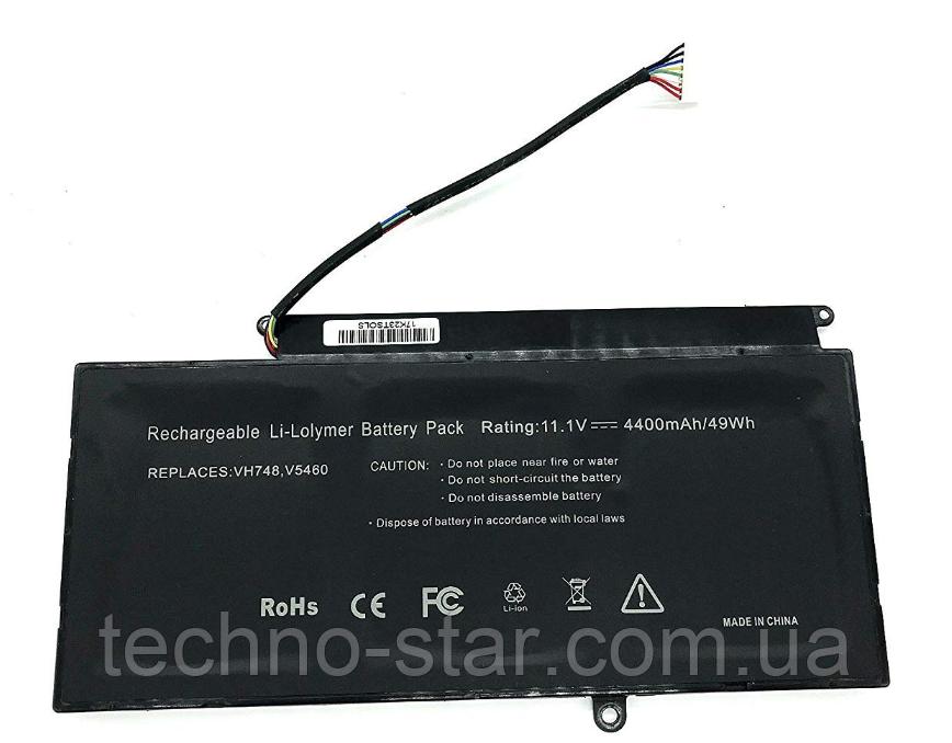 Аккумулятор ( АКБ / батарея ) Dell Inspiron 14 5439 Ins14zD-3526 Ins14zD-3528 Vostro 5460 5470 5560 VH748