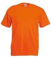 Мужская футболка ValueWeight L, 44 Оранжевый