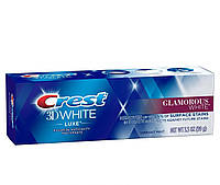 Отбеливающая зубная паста Crest 3D White Luxe Glamorous White