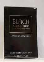 Туалетная вода ANTONIO BANDERAS Black Seduction (ORIGINAL) 100 мл