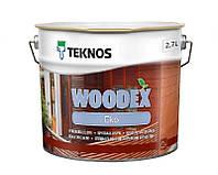 Антисептик для дерева Teknos Woodex Eko 2.7л