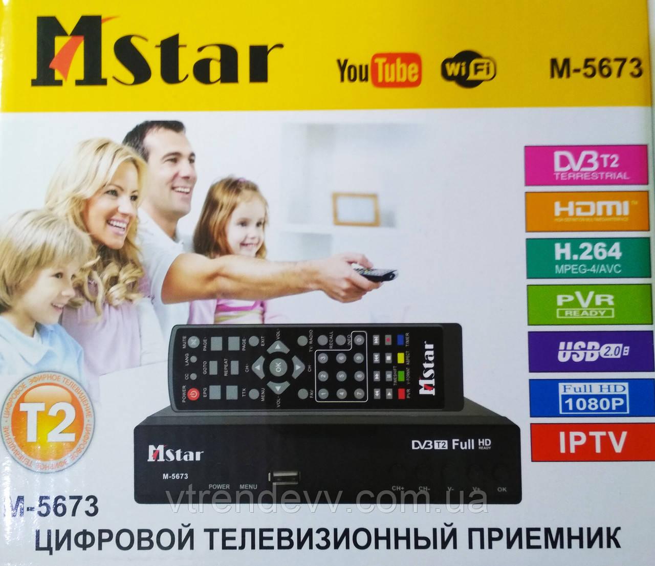 Тюнер Mstar M-5673