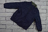 Двусторонняя стеганая куртка от тсм tchibo (чибо), германия, размер 170-176, фото 6
