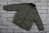 Двусторонняя стеганая куртка от тсм tchibo (чибо), германия, размер 170-176, фото 7