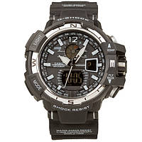 копии часов Casio G-Shock GWA-1100 Black-White