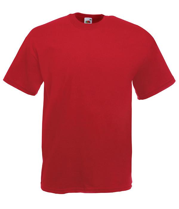 Мужская футболка ValueWeight XL, BX Кирпично-Красный