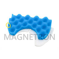 Фильтр поролоновый с сеткой для пылесосов Samsung SC4300 DJ97-00846A (code: 00136)