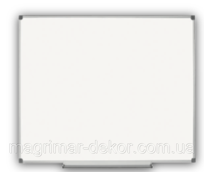 Доска магнитно-маркерная в алюминиевой рамке ТСО