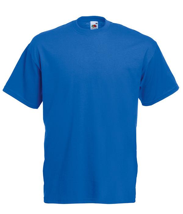 Мужская футболка ValueWeight 2XL, 51 Ярко-Синий