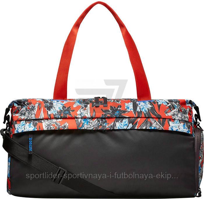 90d660ff92d0 Женская дорожная сумка для тренинга Nike Radiate Floral Women's Training  Club Bag BA6075-891 -