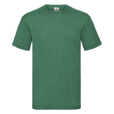 Мужская футболка ValueWeight L, RX Зеленый Меланж