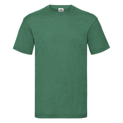 Мужская футболка ValueWeight XL, RX Зеленый Меланж