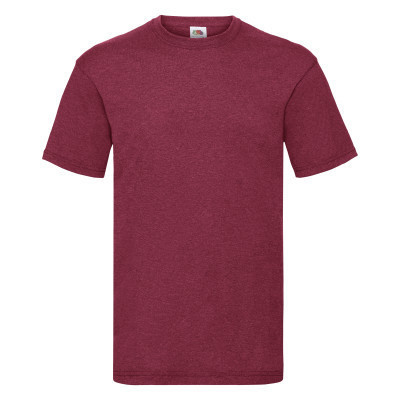Мужская футболка ValueWeight S, VH Красный Меланж