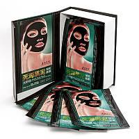 Набор зеленых увлажняющих масок для лица