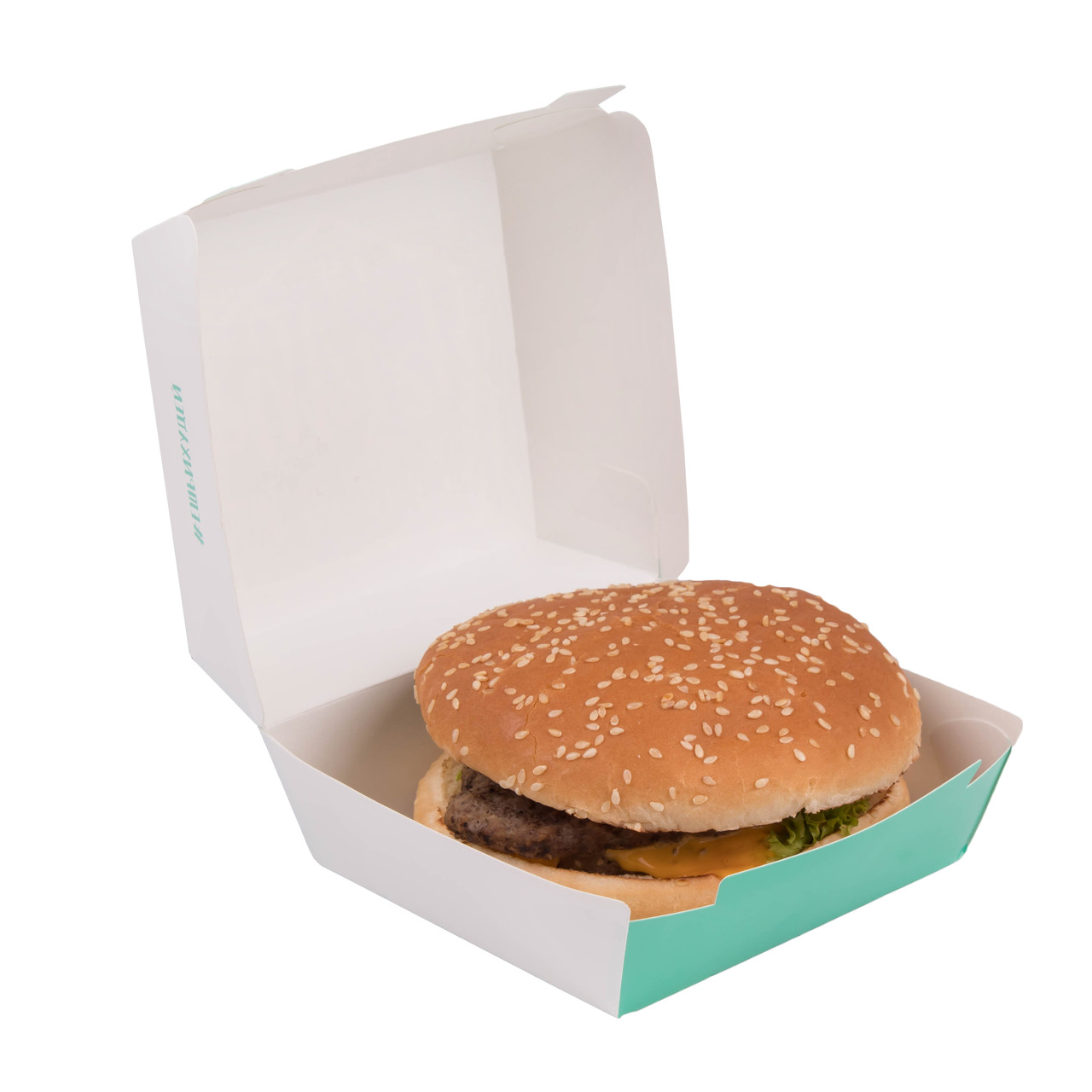 Гамбургер клеевой