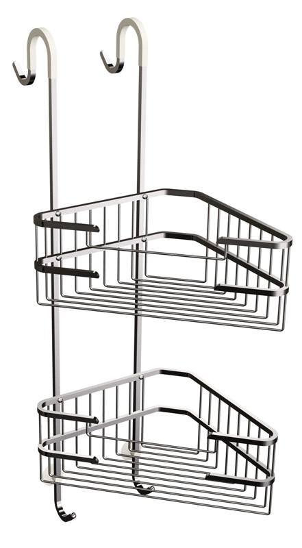 Полка для ванной угловая навесная Andex Sanibella 565/L/CC левая