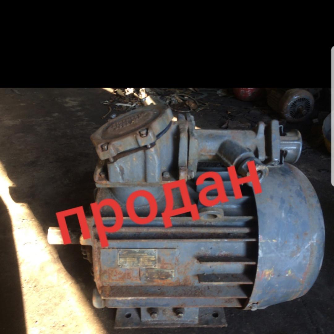 Электродвигатель 30 кВт 3000 об/мин