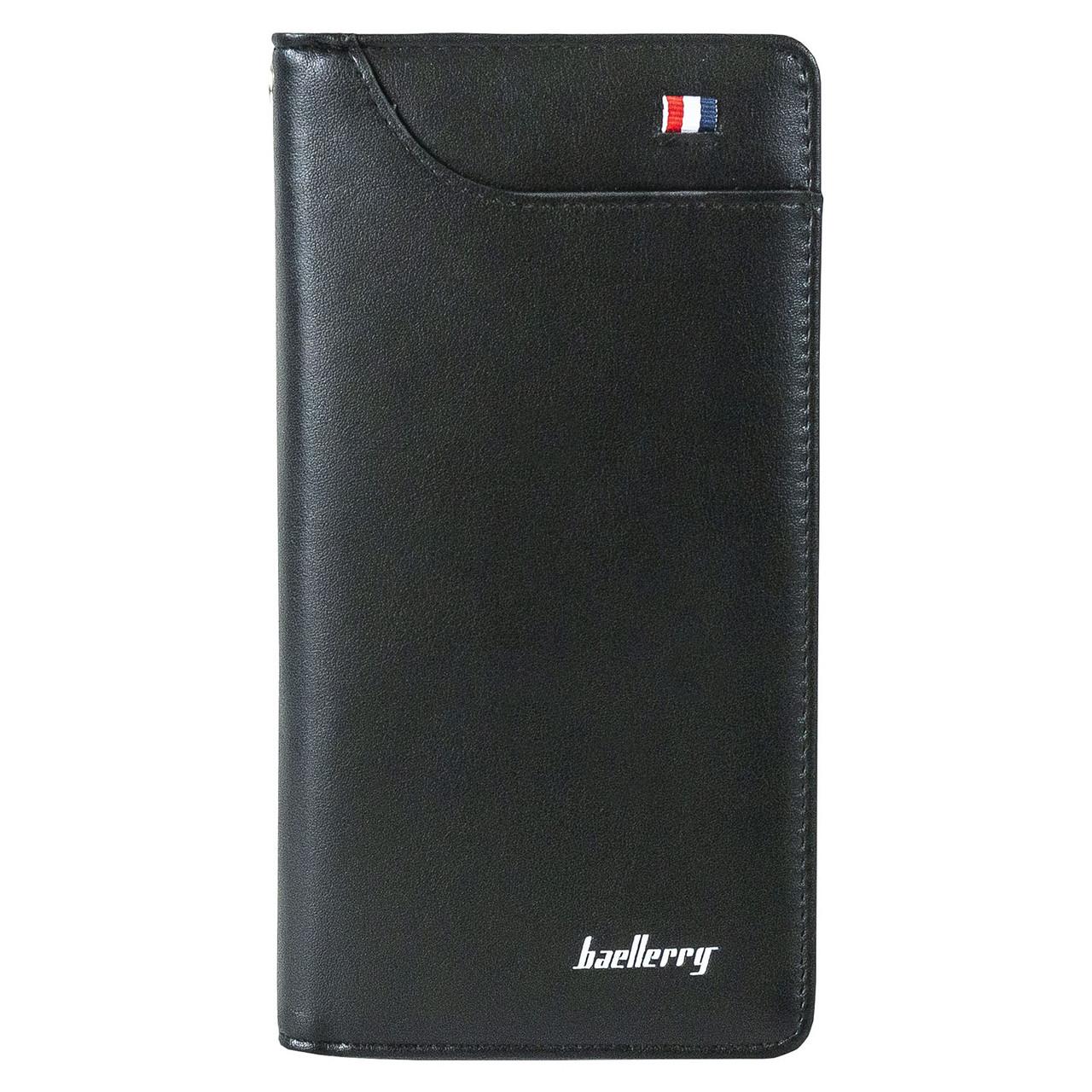 Портмоне, кошелек мужской Baellerry Classic France черный