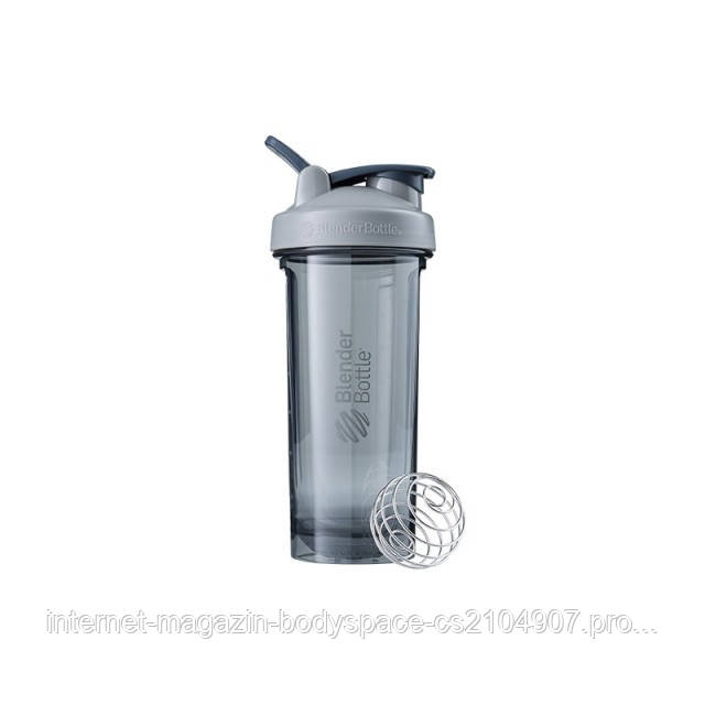 Blender Bottle, Спортивный шейкер-бутылка Pro28 Tritan 28oz/820ml Gray