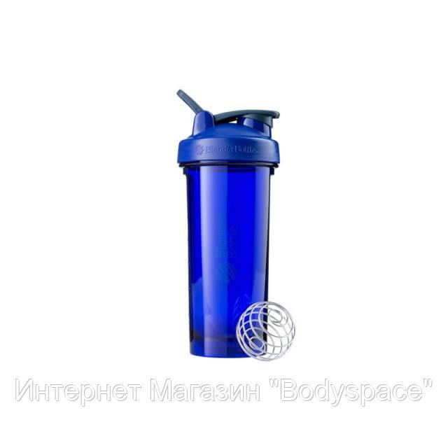 Blender Bottle, Спортивный шейкер-бутылка Pro28 Tritan 28oz/820ml Ultramarine
