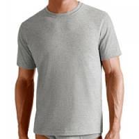 Мужская футболка хлопок EZGI Турция размер S-56 (44-46) серая
