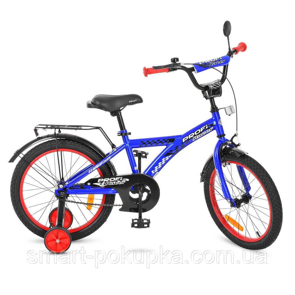 Велосипед детский PROF1 18д. T1833