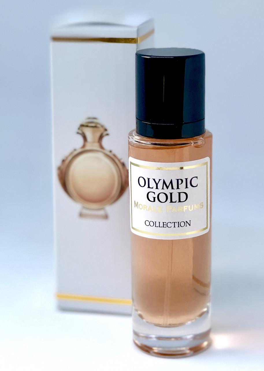 Парфюм для женщин Paco Rabanne Olympea Eau De Parfum - Morale Olimpic Gold