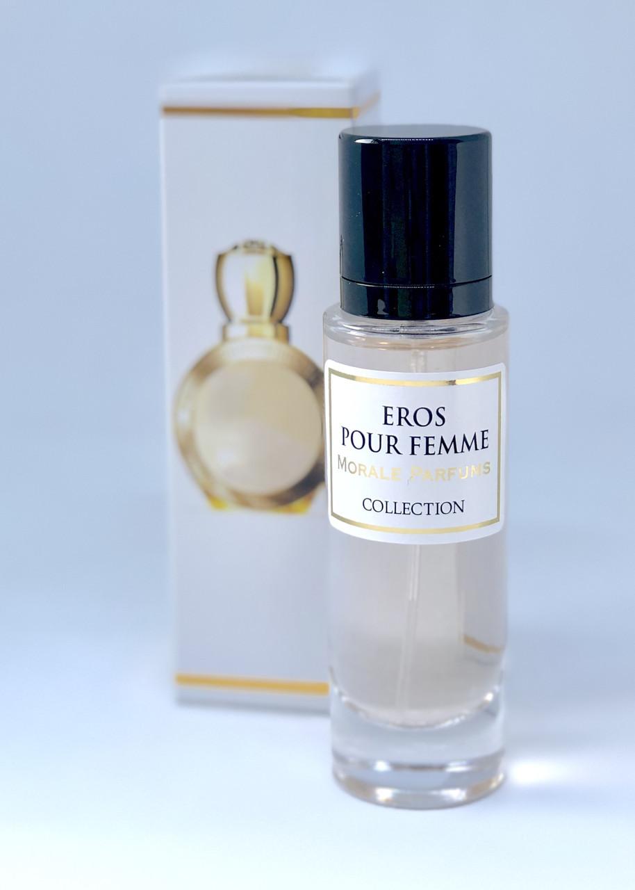 Парфюм для женщин Versace Eros Pour Femme Eau de Parfum  - Eros Pour Femme