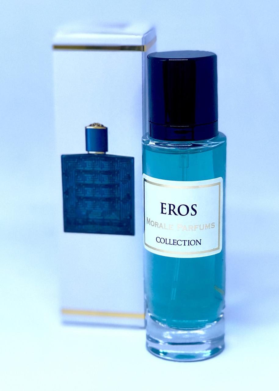 Парфюм для мужчин Versace Eros Man - Eros
