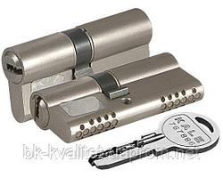 Цилиндр KALE 164 BNE никель, повышенной секретности