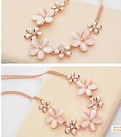 Женское стильное ожерелье, фото 1