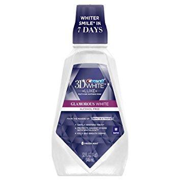 Ополаскиватель Crest 3D White Glamorous White Rinse 976 ml