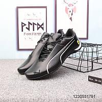 Мужские кожаные кроссовки PUMA FERRARI Future Cat Ultra (3 цвета). Размер 41.42, 43, 45