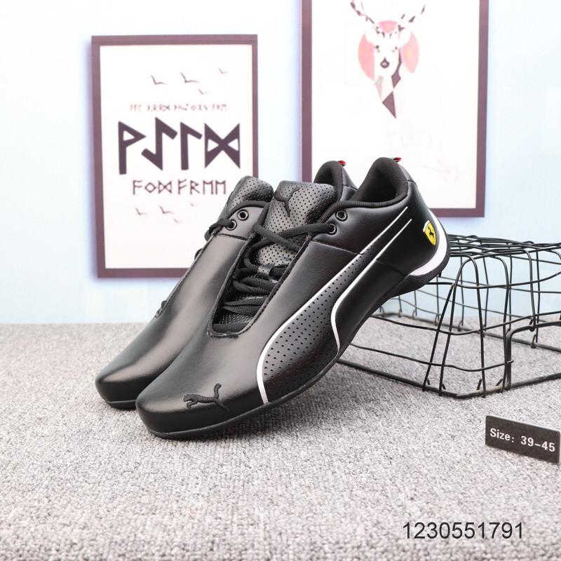 3b701d46 Мужские кожаные кроссовки PUMA FERRARI Future Cat Ultra (3 цвета)41.42.43,