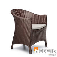 Кресло из ротанга интернет магазин, Кресло Белиссимо. оптом, для ресторана, кафе, бара