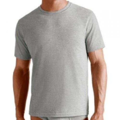 Мужская футболка хлопок EZGI Турция размер 2XL-75 (52-54) серая