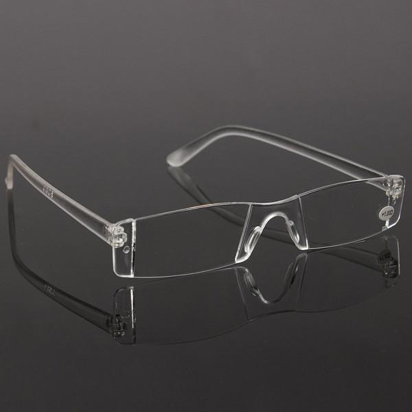 Модная смола Clear Rimless Reader Presbyopic Eyewear Reading Очки - 1TopShop