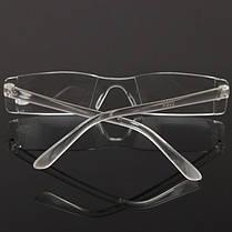 Модная смола Clear Rimless Reader Presbyopic Eyewear Reading Очки - 1TopShop, фото 3