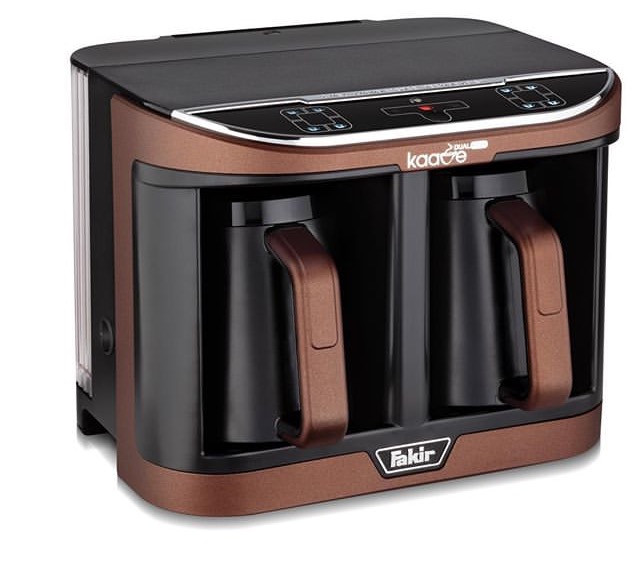 Кофемашина для турецкого кофе Fakir Dual Pro коричневая