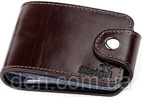 Холдер горизонтальный Shvigel 13914 кожаный Коричневый, Коричневый, фото 2