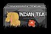 Чай чёрный пакетированный Indian Tea с бергамотом 40 х 1.8 г