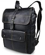 Рюкзак Vintage 14377 Черный, Черный