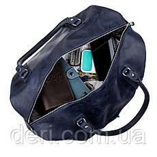 Сумка дорожная SHVIGEL 11127 Синяя, Синий, фото 3